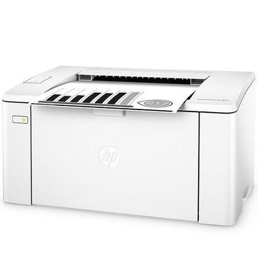 HP 惠普 (HP)  LaserJet Pro M104w黑白激光打印机 无线A4打印 无线WiFi打印机 家用办公