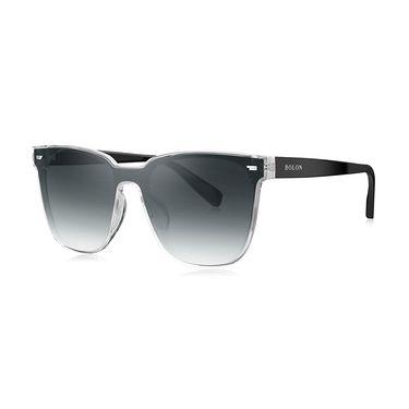 暴龙 BOLON暴龙2019新款方形简约一体太阳镜男士墨镜开车眼镜潮BL3018