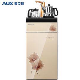 奥克斯 (AUX) 茶吧机 家用多功能智能温热型饮水机立式自动上水电茶艺炉 YCB-F 土豪金温热型