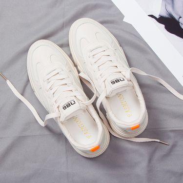 makino/犸凯奴 犸凯奴 2019春季新款运动鞋女学生跑步鞋韩版 休闲百搭ins女鞋