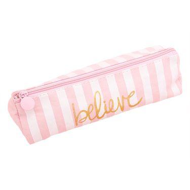 YNA 小清新粉色笔袋