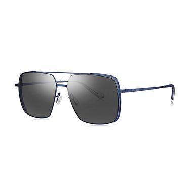 暴龙 BOLON暴龙2019新款偏光太阳眼镜男方框个性开车墨镜BL8067
