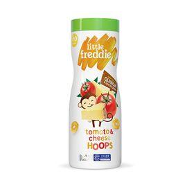 LITTLE REMEDIES LittleFreddie小皮 宝宝手指谷物圈 泡芙 磨牙零食 42g/罐【宝宝妈妈都爱吃】