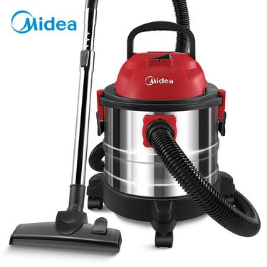 美的 (Midea)吸尘器T3-L151E1干湿吹三用大功率商用家用车用桶式吸尘器