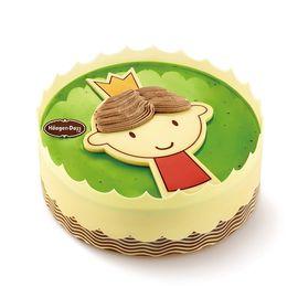 哈根达斯 冰淇淋蛋糕(重量:0.6kg)电子券(全国指定门店e-Buy机具兑换)