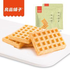 良品铺子 华夫饼224g原味早餐食品饼干糕点点心零食小吃袋装