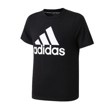 Adidas 男服短袖T恤2019新款圆领运动休闲运动服DT9933