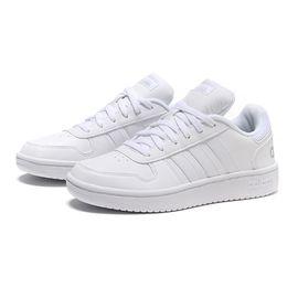 Adidas 阿迪达斯女鞋低帮板鞋小白鞋休闲鞋运动鞋B42096