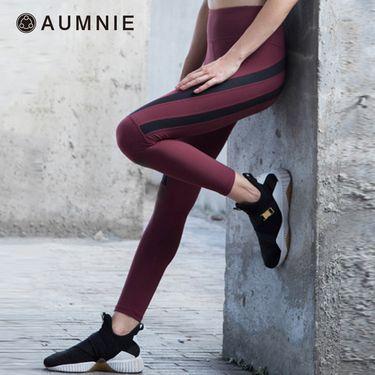 aumnie 澳弥尼丨女士运动裤新款塑型快干显瘦修身瑜伽服进化九分裤