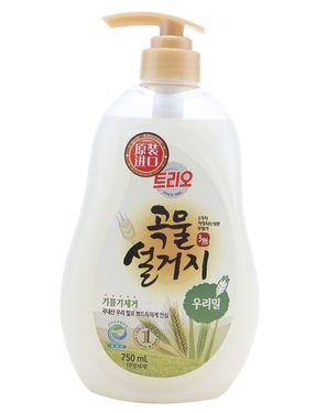 洗洁精 爱敬谷物小麦清洁剂(餐具厨具清洁) 750ml