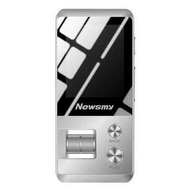 【易购】纽曼(Newsmy) mp3播放器 A69 8G 银色