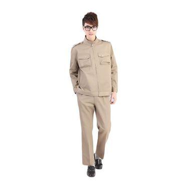 【易购】爱家(ajiacn)防辐射夹克套装(上衣+裤子)AJ812型50%聚酯纤维(里层含袖子)L码
