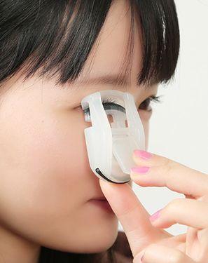 美容美发小工具 (muji同款)人气迷你睫毛夹卷翘持久睫毛夹
