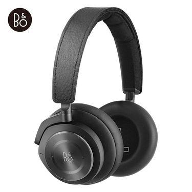 【易购】B&O PLAY H9i 旗舰型包耳式无线降噪耳机 bo耳机 黑色
