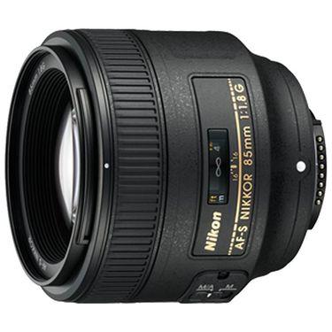 【易购】尼康(Nikon) 尼克尔镜头 AF-S 85mm F1.8G 人像定焦镜头