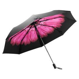 【易购】蕉下(BANANA UNDER)雨伞男女遮阳伞晴雨伞情侣雨衣太阳伞迷你焦下口袋黑胶伞旗舰店 苏桃-0078