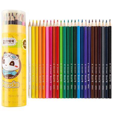 【易购】广博(Guangbo)QB956624色彩色铅笔96桶