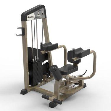 【易购】舒华58系列商用健身房综合力量器扭腰转动训练器SH-5809(七包服务)