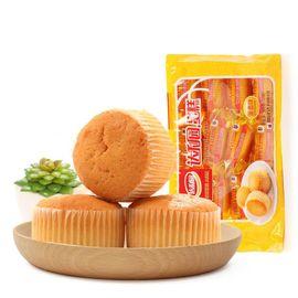 【易购】达利园蛋糕蛋香味300g 早餐面包蛋糕糕点 办公休闲零食