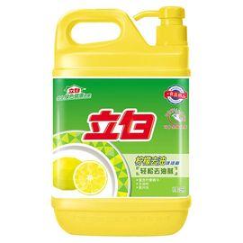 【易购】立白清新柠檬洗洁精1500g(新旧包装随机发货)