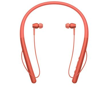 【易购】索尼(SONY)WI-H700/RM无线立体声耳机(暮光红)