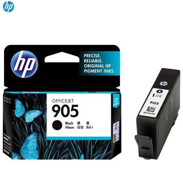 【易购】惠普(HP)T6M01AA 905 黑色墨盒 (适用于 HP OJ6960,6970) 黑色