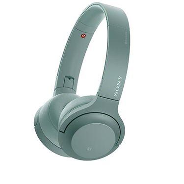 【易购】索尼(SONY)无线立体声耳机WH-H800 薄荷绿色