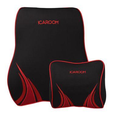 【易购】爱车屋(ICAROOM)绽放头枕腰靠套装 I16-870A 组合套装
