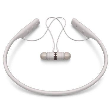 【易购】索尼(SONY)SBH90C(米色)颈挂式蓝牙耳机