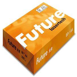 【易购】UPM橙未来 Future 80gA4(5包装)复印纸打印纸不卡纸白纸 森领未来 The Biofore Com