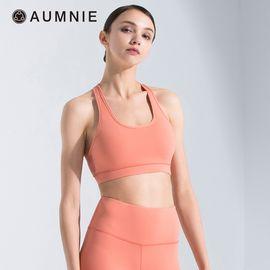 aumnie 澳弥尼丨女士新款运动内衣健身跑步瑜伽服塑形美背
