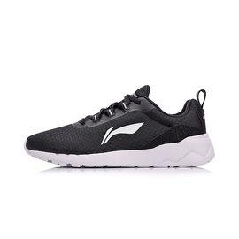 李宁 跑步鞋女鞋新款透气轻便耐磨休闲鞋低帮运动鞋ARJN004-4