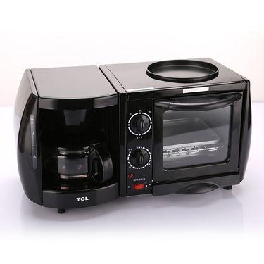 东方之家  TCL.【员服专享】食尚·早餐吧TKX-J05051A多功能电烤箱咖啡烘焙机三合一早餐机