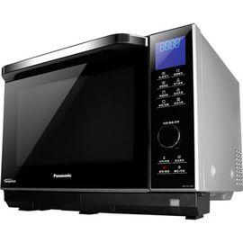 Panasonic 松下 NN-DS1200 家用微波炉蒸烤箱微蒸烤一体机 46道智能菜单 智能按键操作