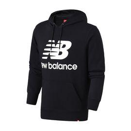 New Balance /NB男装卫衣2019新款连帽针织细绒休闲运动服AMT91547