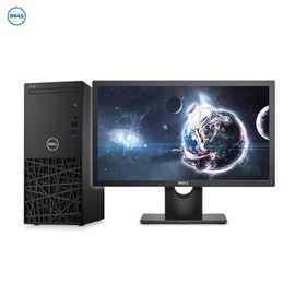 【易购】戴尔(DELL)成铭3980 商用台式电脑 18.5英寸显示器(赛扬G4900 4GB 500GB 无光驱 W1