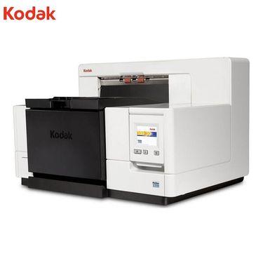 【易购】柯达(Kodak) i5200 A3幅面高速双面自动进纸扫描仪 工业级数字加工文档 馈纸式扫描仪 黑灰色
