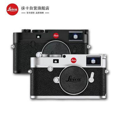 【易购】徕卡(Leica) M10 专业旁轴数码相机 银色+35mm/f1.4 ASPH.(银色)11675 套餐