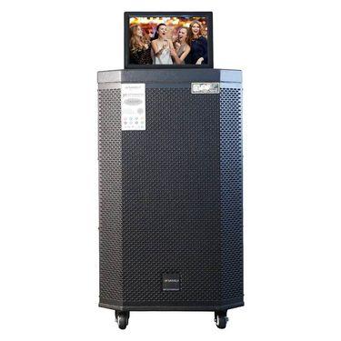 【易购】山水(SANSUI)SA2-15 广场舞音响 蓝牙拉杆音箱 户外便携式音响
