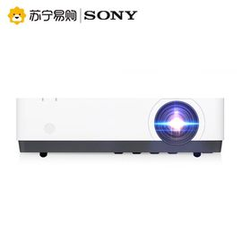 【易购】索尼(SONY)VPL-EX435商务教育办公教学会议投影机高清家用投影仪(3200流明XGA分辨率双HDMI)