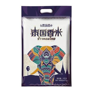 【易购】泰金香泰国香米5kg