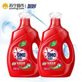 【易购】奥妙除菌除螨洗衣液3KG*2