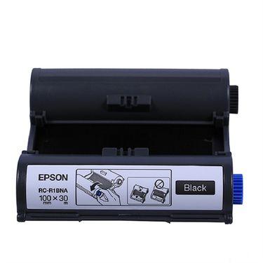 【易购】爱普生(EPSON)原装 碳带 黑色 色带 RC-R1BNA (根)