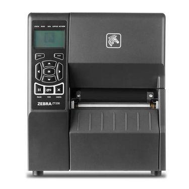 【易购】斑马(ZEBRA)ZT230 工业级 条码机 二维码不干胶标签打印机(300dpi分辨率 标配)