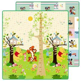 迪士尼DISNEY 双面加厚宝宝爬行垫爬爬垫 防滑地垫游戏毯 加厚2cm