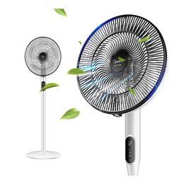 美的 电风扇 SDC35DR 家用遥控定时