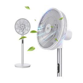 美的 电风扇 LDC30AR 直流变频省电环绕