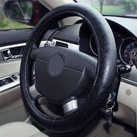 迪士尼 NAPOLEX 纯黑米奇 汽车方向盘套 PU把套 WD-210