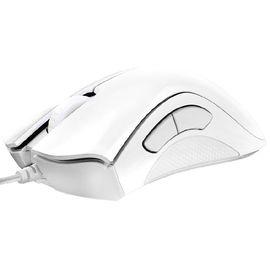 雷蛇(Razer)蝰蛇2000 游戏鼠标 白色版 电竞鼠标 绝地求生鼠标 吃鸡鼠标