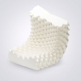 睡眠博士(AiSleep)枕芯 超大颗粒进口乳胶枕 泰国乳胶 枕头